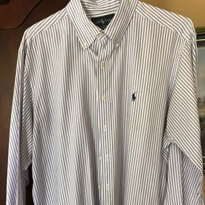 Men's Ralph Lauren Dress Shirts